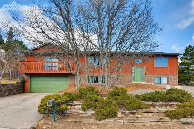 502 Southern Cross Drive, Colorado Springs, CO 80906 (#2924588) :: Jason Daniels & Associates at RE/MAX Millennium