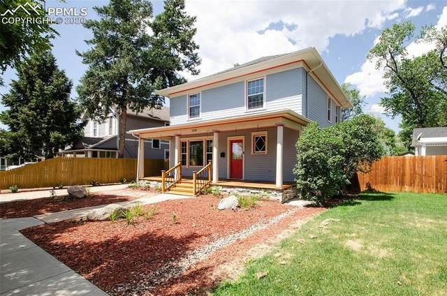 1208 N Weber Street, Colorado Springs, CO 80903 (#2953069) :: Fisk Team, RE/MAX Properties, Inc.