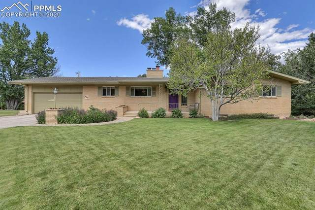805 Aurora Drive, Colorado Springs, CO 80905 (#2971314) :: Fisk Team, RE/MAX Properties, Inc.