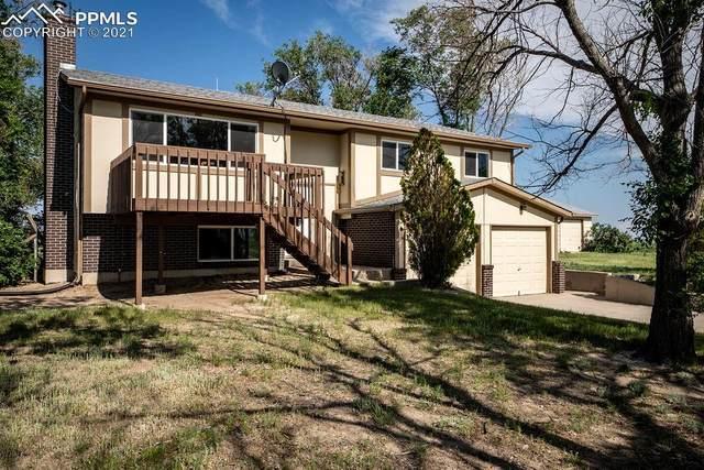 1315 Slocum Road, Colorado Springs, CO 80930 (#2991079) :: Hudson Stonegate Team
