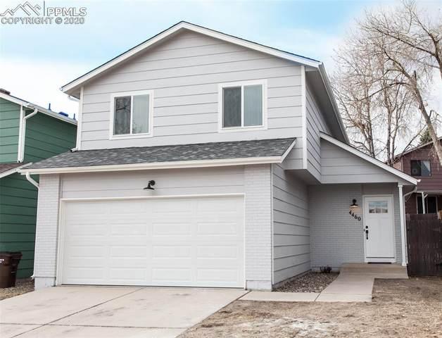 4460 Chaparral Road, Colorado Springs, CO 80917 (#3011719) :: 8z Real Estate