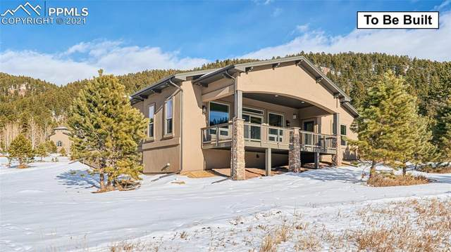 1120 Highlands Court, Woodland Park, CO 80863 (#3017770) :: The Daniels Team