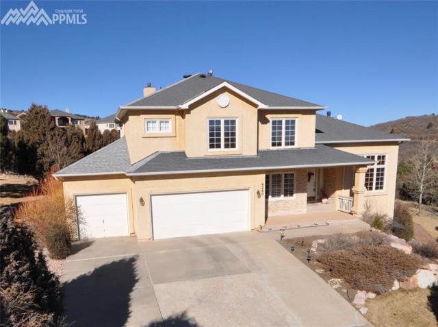 4250 Cedar Heights Drive, Colorado Springs, CO 80904 (#3032960) :: 8z Real Estate