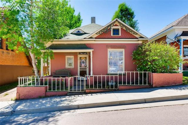 209 N Fourth Street, Cripple Creek, CO 80813 (#3035396) :: Colorado Home Finder Realty