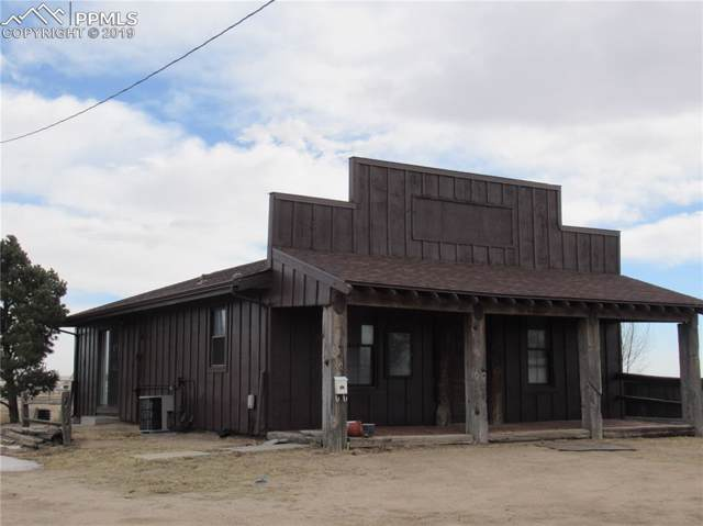 350 Longhorn Cattle Drive, Calhan, CO 80808 (#3046976) :: The Daniels Team