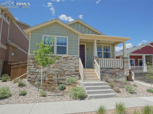 50 N Raven Mine Drive, Colorado Springs, CO 80905 (#3064321) :: Action Team Realty