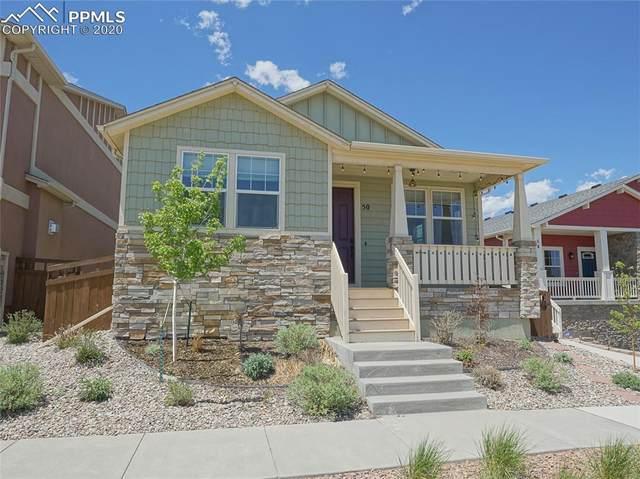 50 N Raven Mine Drive, Colorado Springs, CO 80905 (#3064321) :: 8z Real Estate