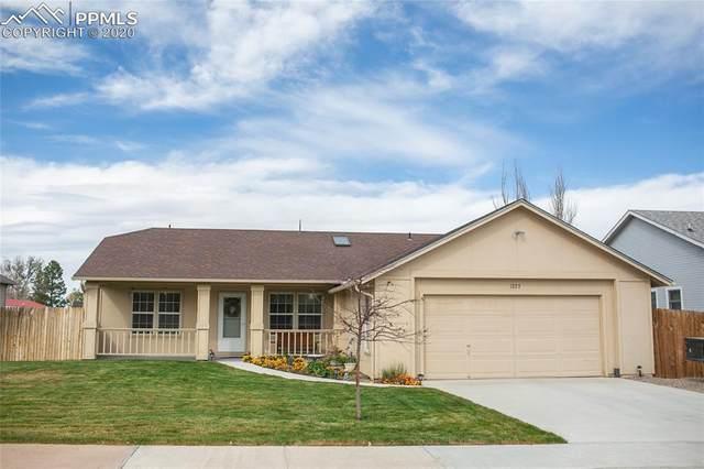 1223 Lawson Lane, Calhan, CO 80808 (#3067640) :: Venterra Real Estate LLC