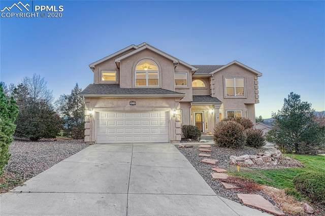 3570 Muirfield Drive, Colorado Springs, CO 80907 (#3109157) :: The Kibler Group