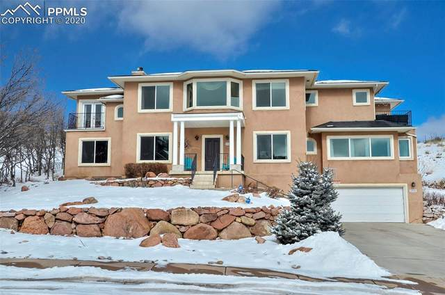 2950 Needlecone Lane, Colorado Springs, CO 80919 (#3110771) :: The Kibler Group