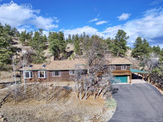 790 Hidden Valley Road, Colorado Springs, CO 80919 (#3125674) :: RE/MAX Advantage