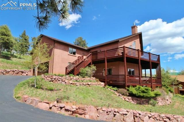 412 Gray Horse Circle, Woodland Park, CO 80863 (#3126707) :: Fisk Team, RE/MAX Properties, Inc.