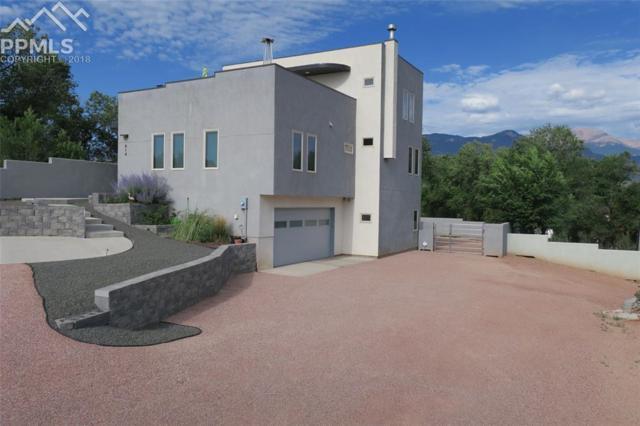 914 Manitou Boulevard, Colorado Springs, CO 80904 (#3126878) :: The Treasure Davis Team