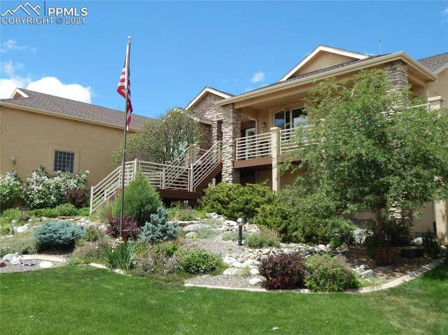 2760 Brogans Bluff Drive, Colorado Springs, CO 80919 (#3134314) :: Hudson Stonegate Team