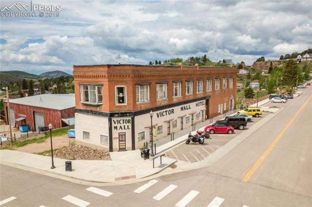 400 Victor Avenue, Victor, CO 80860 (#3180869) :: The Kibler Group