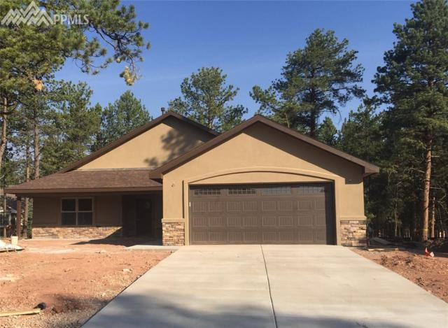 1354 Ridgestone Drive, Woodland Park, CO 80863 (#3183303) :: 8z Real Estate