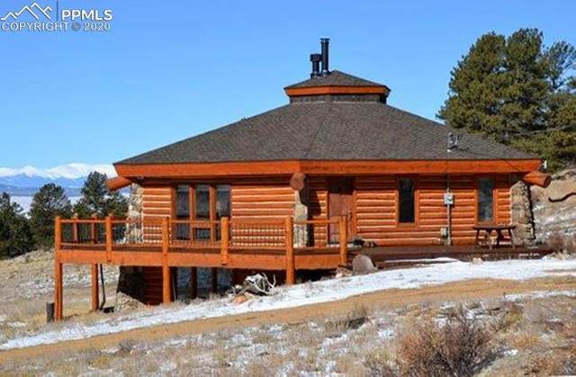 26550 W Highway 24 Highway, Lake George, CO 80827 (#3191444) :: Action Team Realty