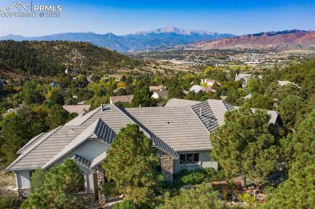 5940 Echo Ridge Lane, Colorado Springs, CO 80918 (#3200037) :: The Kibler Group