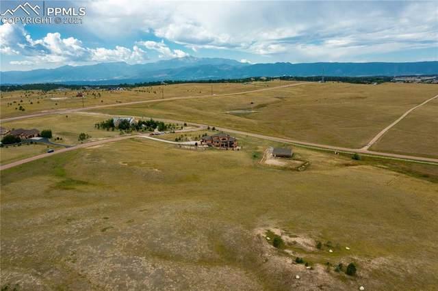 5120 Roundup Ridge Road, Colorado Springs, CO 80908 (#3239359) :: Venterra Real Estate LLC