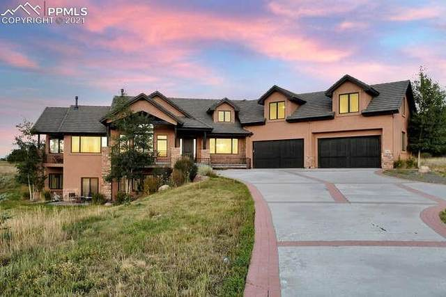 16361 Timber Meadow Drive, Colorado Springs, CO 80908 (#3256749) :: CC Signature Group