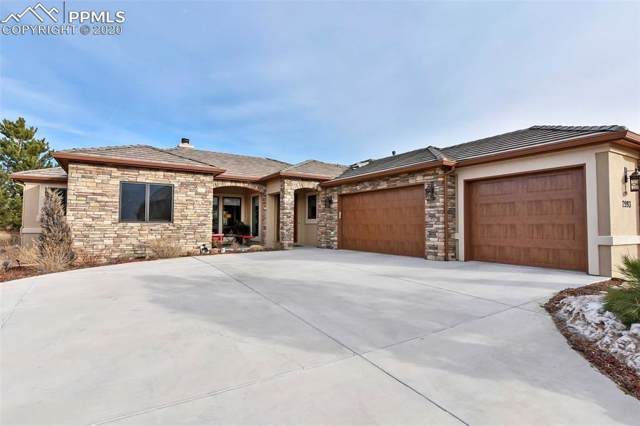 2993 Cathedral Park View, Colorado Springs, CO 80904 (#3290361) :: Jason Daniels & Associates at RE/MAX Millennium