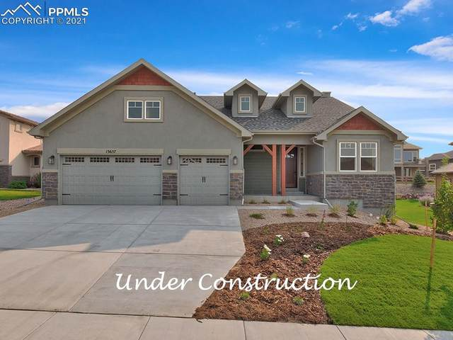 17565 Pond View Place, Colorado Springs, CO 80908 (#3291376) :: The Daniels Team