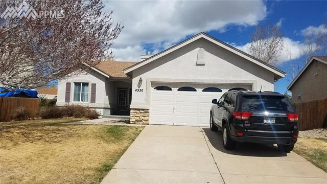 4550 Star Ridge Drive, Colorado Springs, CO 80916 (#3320016) :: Jason Daniels & Associates at RE/MAX Millennium