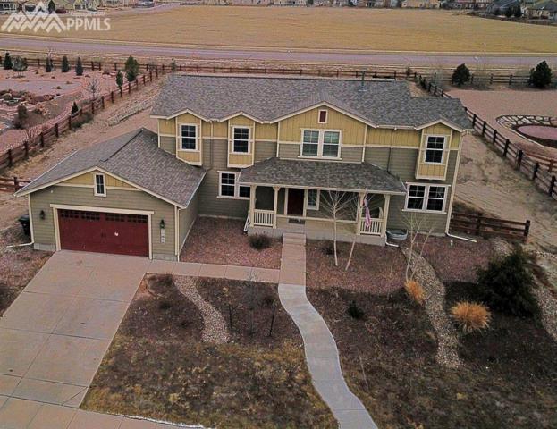 11090 Spotswood Terrace, Peyton, CO 80831 (#3321110) :: The Peak Properties Group
