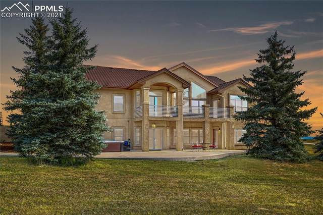 1836 Penny Royal Court, Monument, CO 80132 (#3324425) :: Simental Homes | The Cutting Edge, Realtors