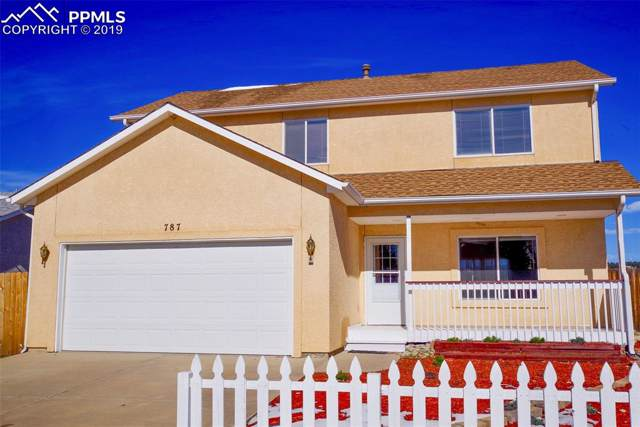 787 Century Lane, Monument, CO 80132 (#3324568) :: The Daniels Team