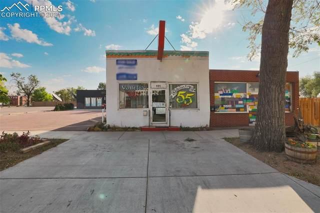 111 S Corona Street, Colorado Springs, CO 80903 (#3330952) :: Venterra Real Estate LLC