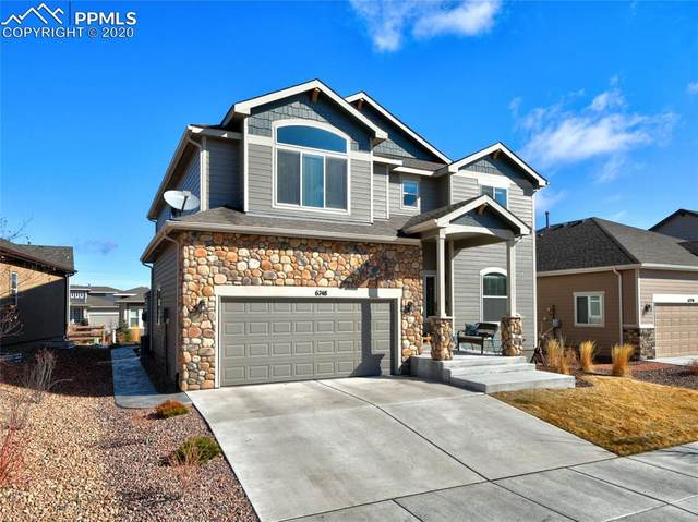 6748 Black Saddle Drive, Colorado Springs, CO 80924 (#3337074) :: Finch & Gable Real Estate Co.