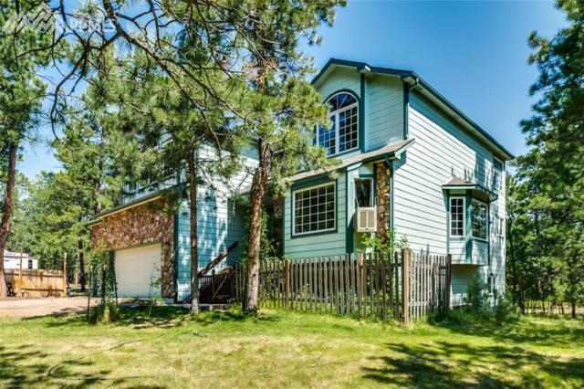 14295 Chalet Lane, Elbert, CO 80106 (#3339921) :: 8z Real Estate