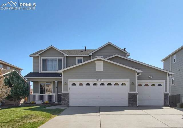 12225 Crystal Downs Road, Peyton, CO 80831 (#3356659) :: Fisk Team, RE/MAX Properties, Inc.