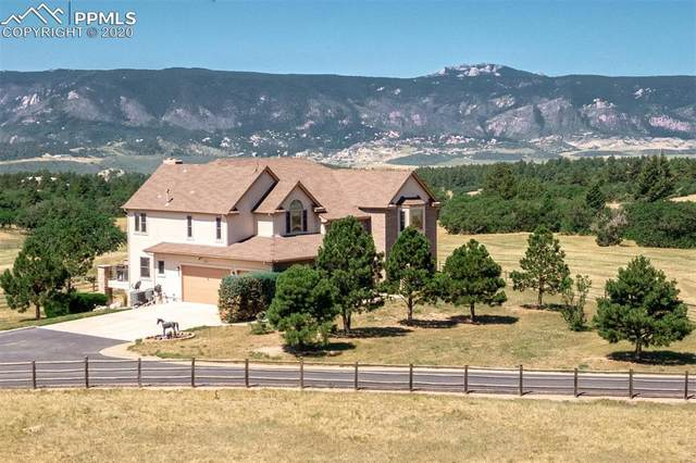 1680 Elk View Road, Larkspur, CO 80118 (#3363274) :: Tommy Daly Home Team