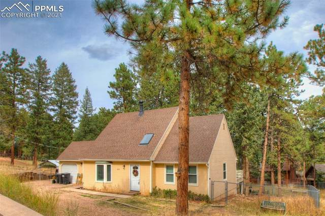 430 Shady Lane, Woodland Park, CO 80863 (#3366135) :: The Gold Medal Team with RE/MAX Properties, Inc