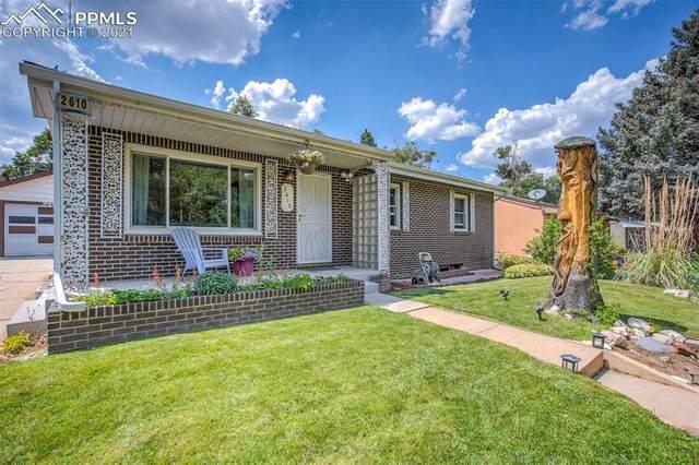 2610 Cooper Avenue, Colorado Springs, CO 80907 (#3371137) :: The Treasure Davis Team | eXp Realty
