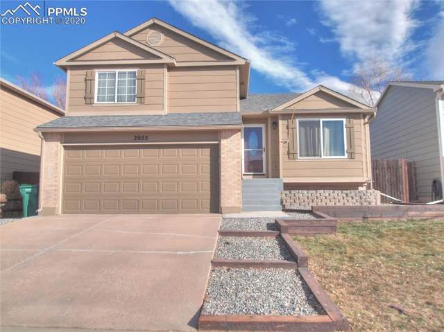 2055 Woodsong Way, Fountain, CO 80817 (#3385057) :: Jason Daniels & Associates at RE/MAX Millennium