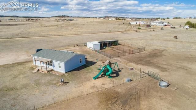 15345 Trigger Road, Peyton, CO 80831 (#3390845) :: Tommy Daly Home Team