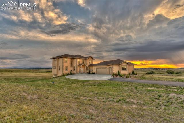 3640 Sand Tail Court, Colorado Springs, CO 80908 (#3393932) :: Action Team Realty