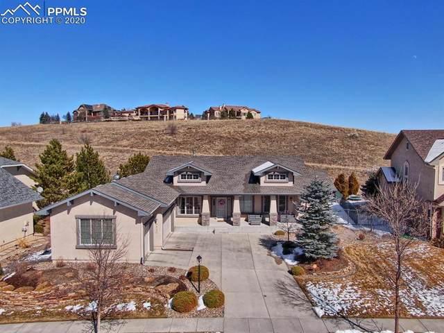 9415 Stoneglen Drive, Colorado Springs, CO 80920 (#3397100) :: Finch & Gable Real Estate Co.