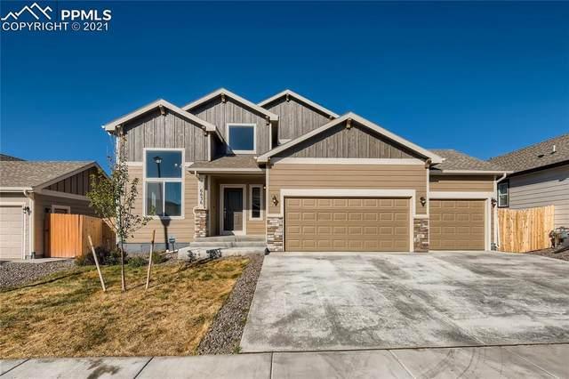 6636 Lamine Drive, Colorado Springs, CO 80925 (#3410765) :: The Kibler Group