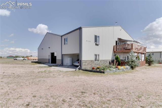 8162 Airpark Heights, Peyton, CO 80831 (#3414709) :: The Peak Properties Group