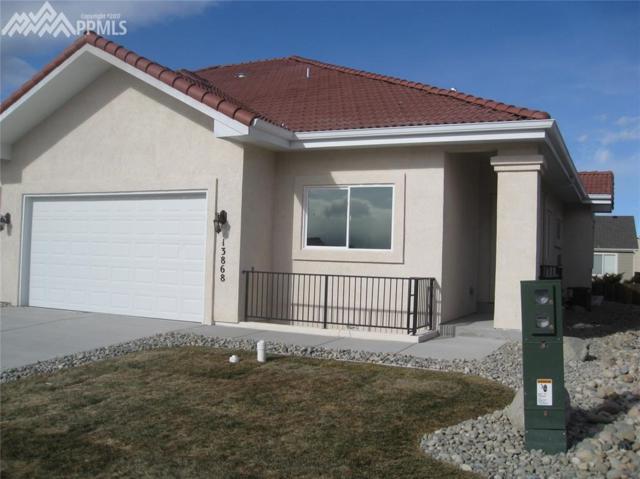 13868 Paradise Villas Grove, Colorado Springs, CO 80921 (#3447754) :: The Peak Properties Group