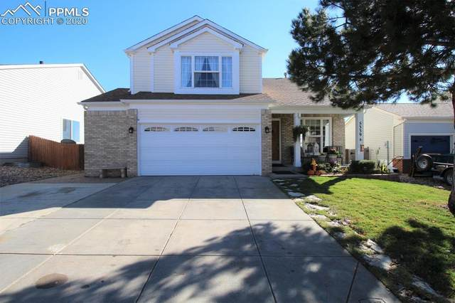 5339 Spoked Wheel Drive, Colorado Springs, CO 80923 (#3448651) :: The Kibler Group
