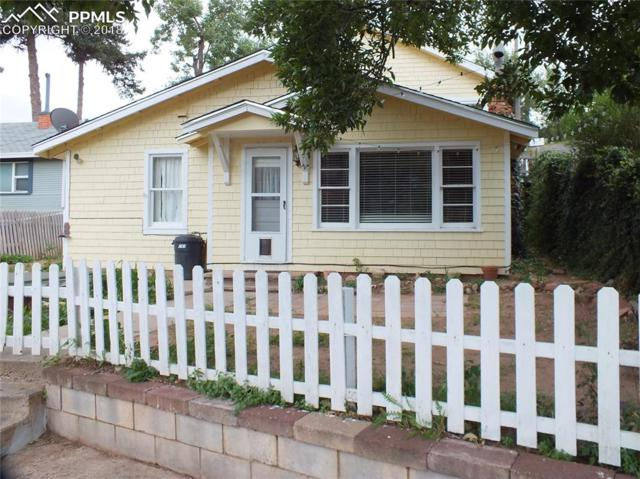 17 Fountain Place, Manitou Springs, CO 80829 (#3463371) :: Colorado Home Finder Realty