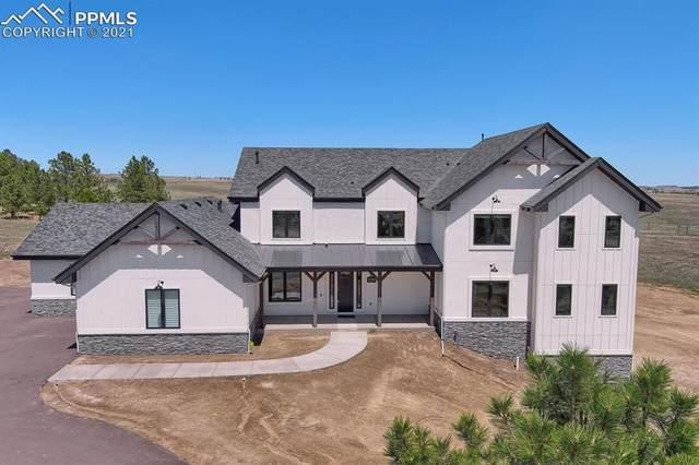 5230 Old Stagecoach Road, Colorado Springs, CO 80908 (#3467752) :: Venterra Real Estate LLC