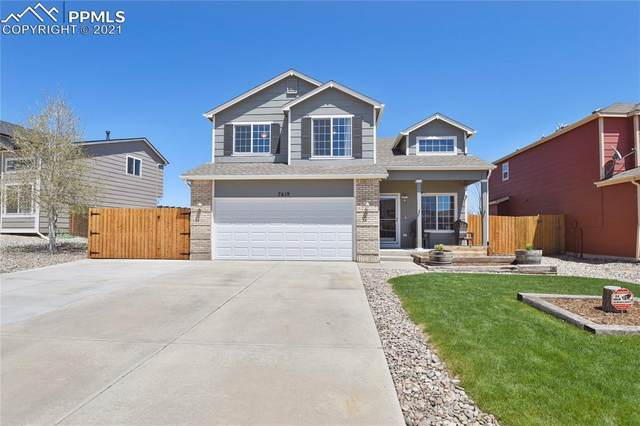 7619 Old Spec Road, Peyton, CO 80831 (#3478502) :: The Kibler Group