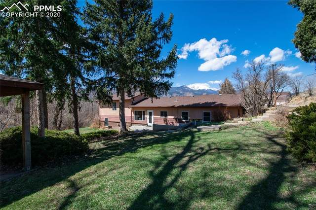 410 N 15th Street, Colorado Springs, CO 80904 (#3549684) :: The Treasure Davis Team