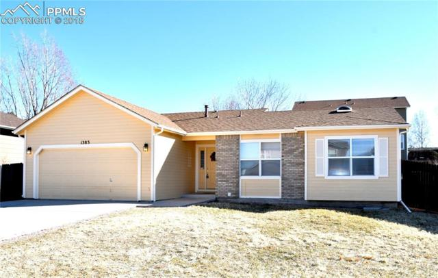 1383 Roseville Drive, Colorado Springs, CO 80911 (#3554335) :: CENTURY 21 Curbow Realty